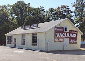 contact vacuum shoppe